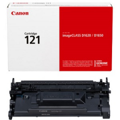 Canon 121 Black Toner Cartridge