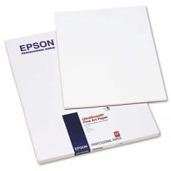 Epson Paper for Stylus Pro 7000/9000, 17 x 22, Matte White, 25/Pack (S041897)