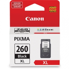 Canon PG-260XL Black Ink Cartridge (3706C001)