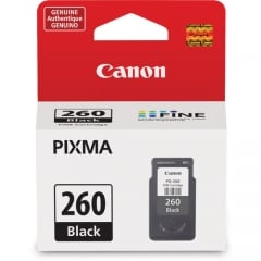 Canon PG-260 Black Ink Cartridge (3707C001)