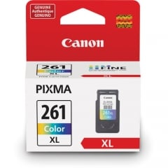 Canon CL-261XL Color Ink Cartridge (3724C001)