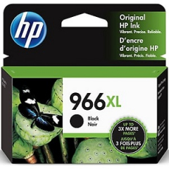 HP 3JA04AN Black Ink Cartridge