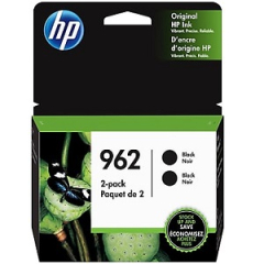 HP 962 (3JB33AN) Black Ink Cartridge 2-Pack