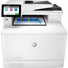 HP Color LaserJet Enterprise M480f