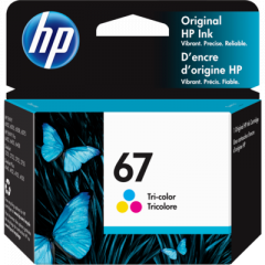 HP 3YM55AN Tri-Color Ink Cartridge