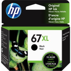 HP 3YM57AN Black Ink Cartridge