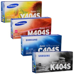 Samsung 404S Toner Cartridge Set