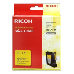 Ricoh 405503 Yellow Print Cartridge