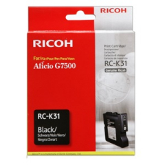 Ricoh 405506 Black Print Cartridge