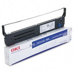 Okidata 40629302 Black Ribbon Cartridge