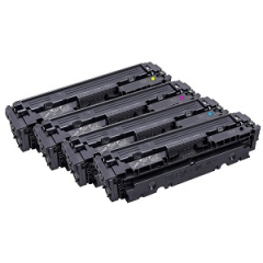Premium Compatible 410A Toner Cartridge Set