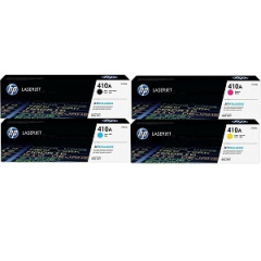 HP 410A Toner Cartridge Set