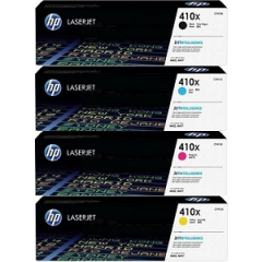HP 410X Toner Cartridge Set