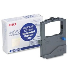 Okidata 42377801 Black Ribbon Cartridge
