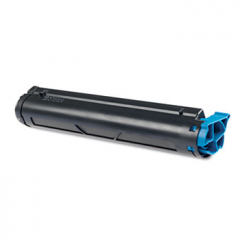 Compatible Okidata 43502301 Black Toner Cartridge