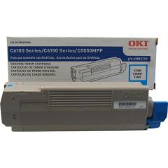 OKI 43381719 Cyan Image Drum for C6100 Series Printers