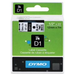 Dymo 45013 D1 Tape Cartridge