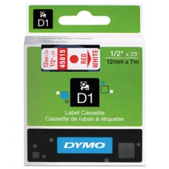Dymo 45015 D1 Tape Cartridge