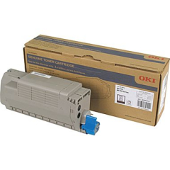 Okidata 45396212 Black Toner Cartridge