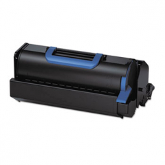 Compatible Okidata 45488801 Black Toner Cartridge