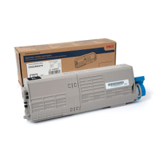 Okidata 46490604 Black Toner Cartridge