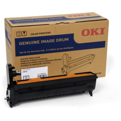 Oki 46507304 Black Image Drum