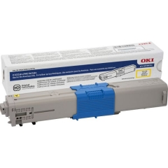 Oki 46508705 Yellow Toner Cartridge