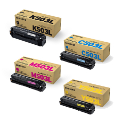 Samsung 503L Toner Cartridge Set