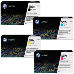 HP 507 Toner Cartridge Set