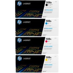 HP 508A Toner Cartridge Set