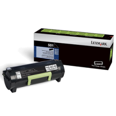 Lexmark 50F1000 Black Toner Cartridge
