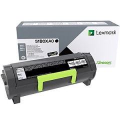 Lexmark 51B0XA0 Black Toner Cartridge