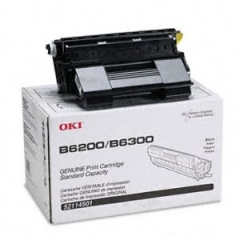 Okidata 52114501 Black Toner Cartridge
