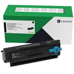 Lexmark 55B1X00 Black Toner Cartridge