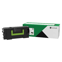 Lexmark 58D1H00 Black Toner Cartridge