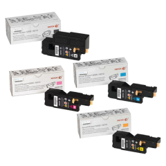 Xerox 6010 Toner Cartridge Set