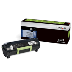 Lexmark 60F1000 Black Toner Cartridge