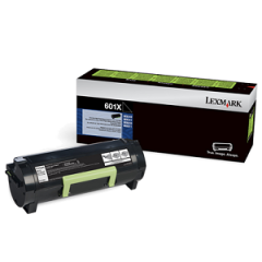 Lexmark 60F1X00 Black Toner Cartridge