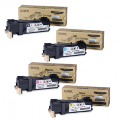 Xerox 6130 Toner Cartridge Set