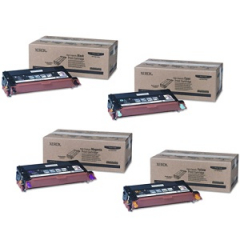 Xerox 6180 Toner Cartridge Set