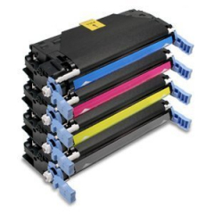 Premium Compatible 641A Toner Cartridge Bundle