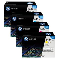 HP Color LaserJet 4700dn Toner Cartridges   BlueDogInk com