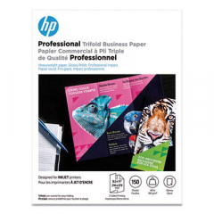 HP 4WN12A Professional Trifold Business Paper