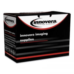 Innovera TN433Y High-Yield Toner, 4,000 Page-Yield, Yellow