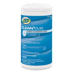 Zep Clean Ems Spirit II Towels 6-Pack