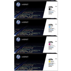 HP 659A Toner Cartridge Set