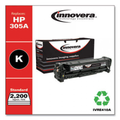Innovera 305A (CE410A) Black Toner Cartridge