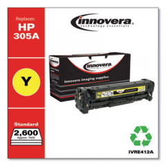 Innovera 305A (CE412A) Yellow Toner Cartridge