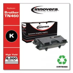 Innovera TN460 High-Yield Black Toner Cartridge