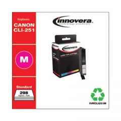 Innovera CLI-251 (6515B001) Magenta Ink Cartridge